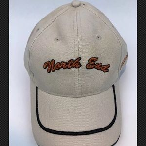 """North End Classic""GolfTournament Cap Hat NEWwTags"